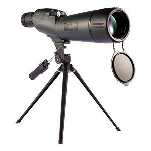 美国博士能 奖杯系列 786520 观鸟望远镜20-60x65带铝箱 三角架 高清