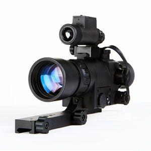 ORPHA奥尔法 一代+夜视仪 TS-2 带导轨十字瞄准线 3x50